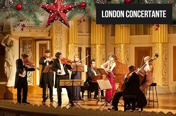 Viennese Christmas, St George's Hall