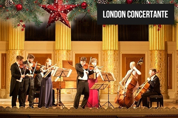 London Concertante's 'Music from the Movies', St George's Hall