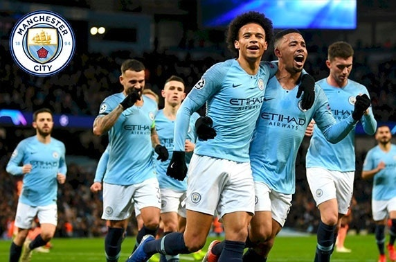 Do Champions League night in style at the Etihad Stadium
