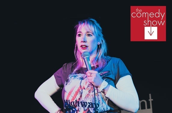The Comedy Show at Gilded Balloon Basement