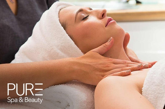 PURE Spa & Beauty pamper day, Aberdeen