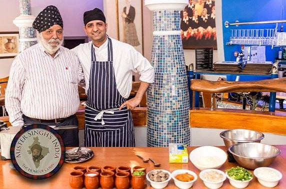 Mister Singh's India pakora masterclass