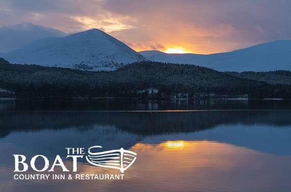Cairngorms DBB - from £69