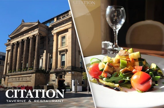Citation dining & wine, Merchant City