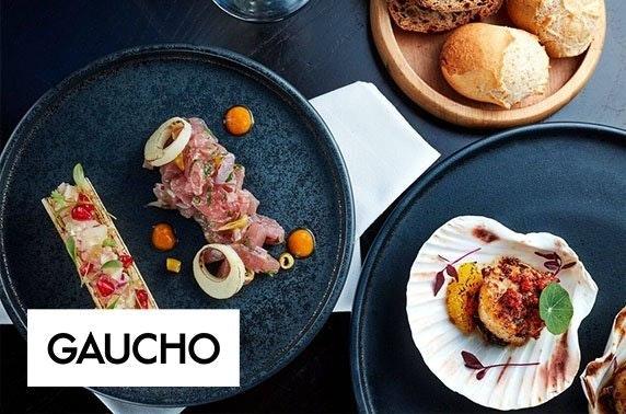 Gaucho, steak dining & wine