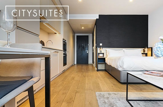 Luxury Manchester apartment stay