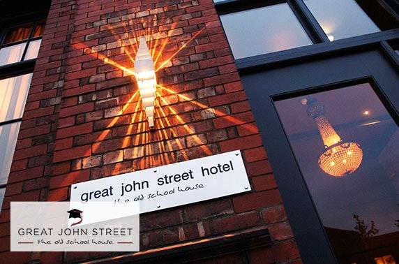 Great John St murder mystery