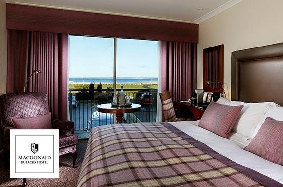 4* Macdonald Rusacks Hotel stay, St Andrews