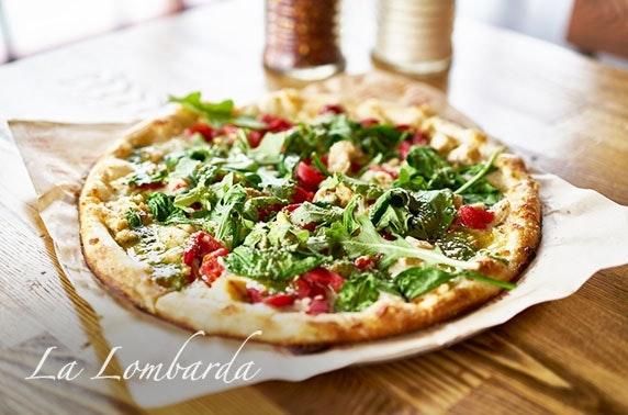 La Lombarda - from £5pp