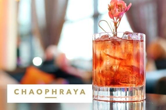 Chaophraya cocktail masterclass
