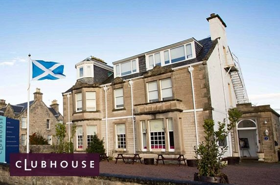 Clubhouse Hotel Nairn stay