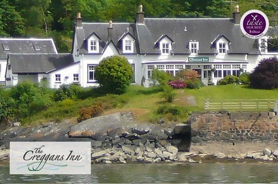 Picturesque Loch Fyne getaway