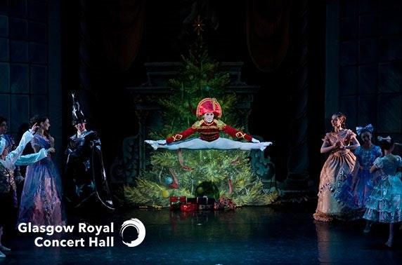 The Nutcracker ballet, Glasgow Royal Concert Hall
