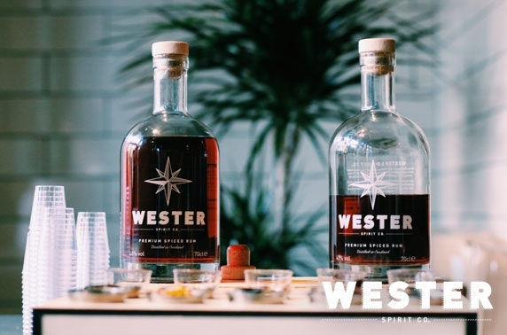 Wester Spirit Co Distillery tour