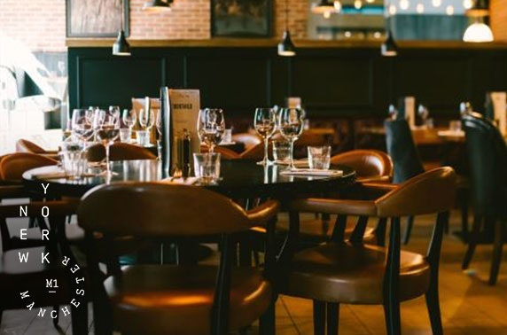 Grill on New York Street steaks & wine