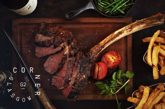 The Grill on The Corner steaks & wine, City Centre