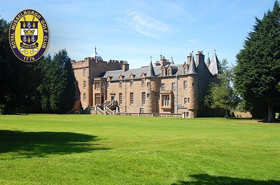 The Royal Musselburgh Golf Club