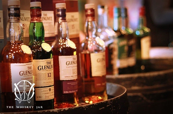 Whisky Festival tickets at The Whiskey Jar, Northern Quarter