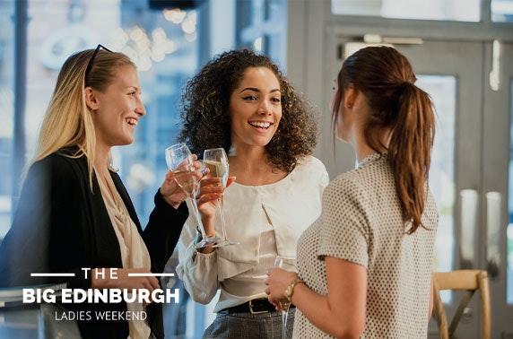 The Big Edinburgh Ladies Weekend, BT Murrayfield