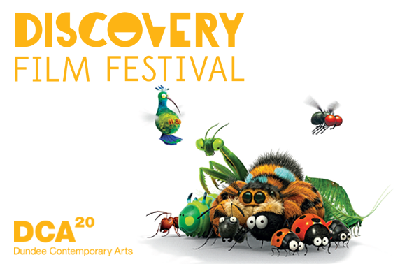 Discovery Film Festival tickets, DCA