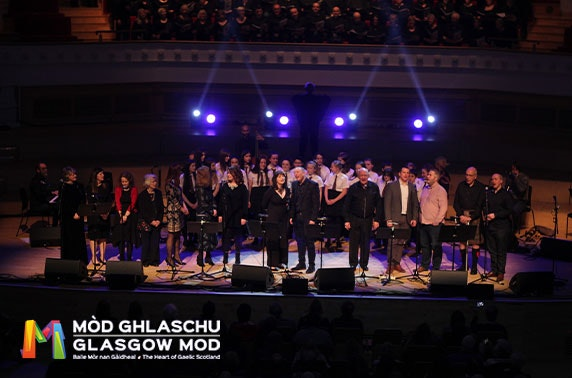 The Royal National Mòd Glasgow Gold Concert / Cuirm Ceòl Òr Ghlaschu