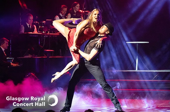 Brendan Cole: Show Man at Glasgow Royal Concert Hall
