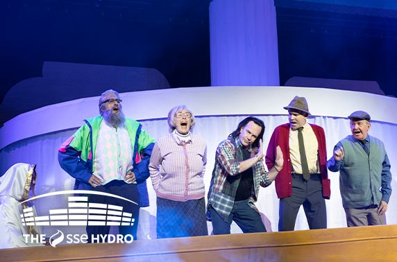Still Game: Live, matinee, SSE Hydro - £29pp