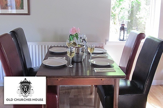 Old Churches House stay, Dunblane