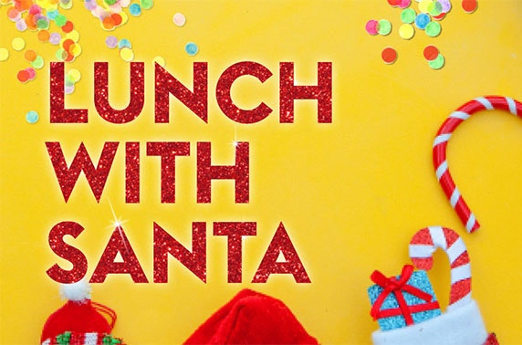 Lunch with Santa at Village Hotel Edinburgh