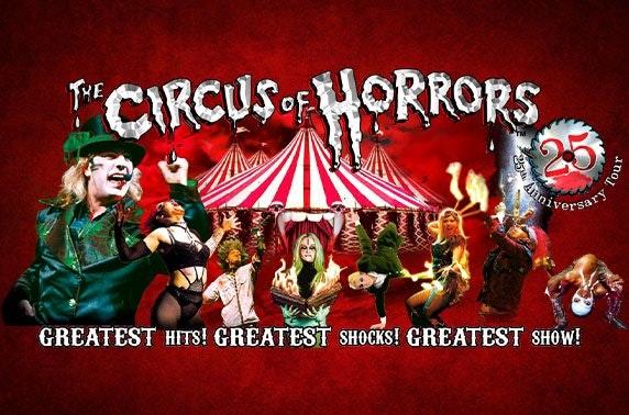 Circus of Horrors at Beach Ballroom