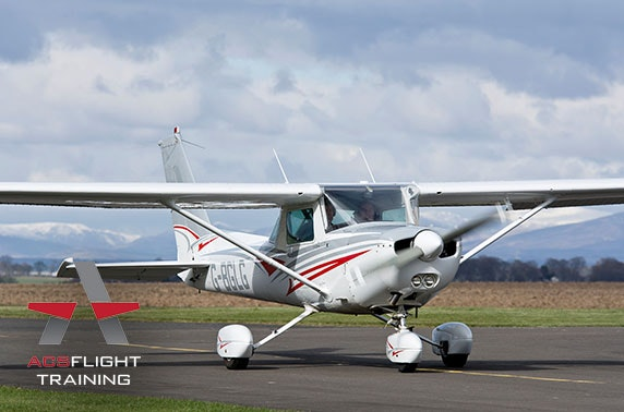 Introductory flying experience, Perth Airport