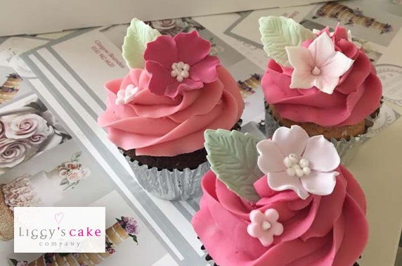 Liggy's Cake Company luxury cupcakes, Bearsden