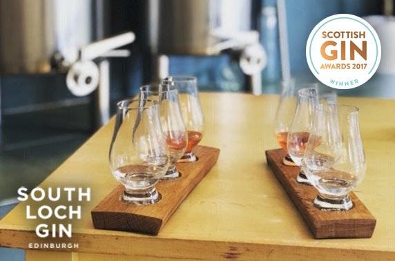 Gin tasting at 56 North