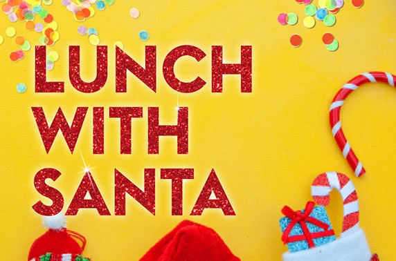 Lunch with Santa at Village Hotel Glasgow