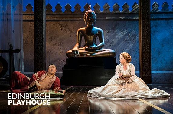 The King and I, Edinburgh Playhouse