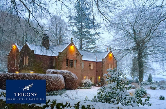 4* Trigony House Hotel stay – from £89