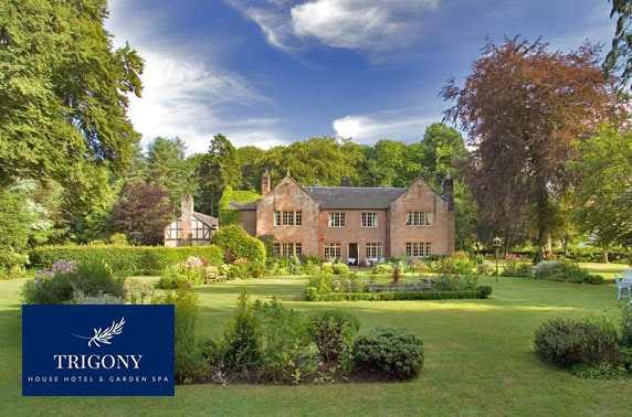 4* Trigony House Hotel stay – from £89