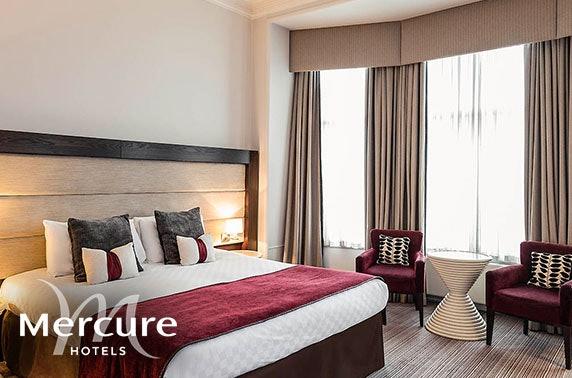 Mercure Aberdeen stay - from £59