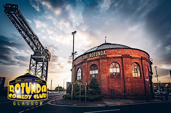 Rotunda Comedy Club tickets