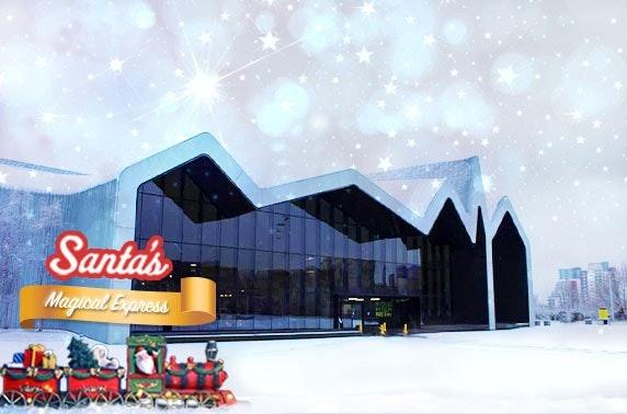 Santa's Magical Express, Riverside Museum