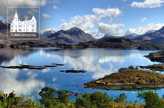 5* The Torridon stay