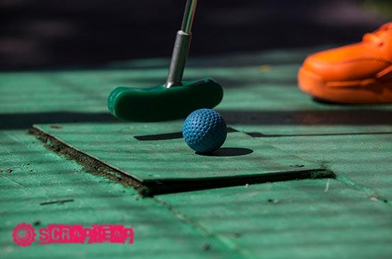 Scrapheap Golf - from £4pp