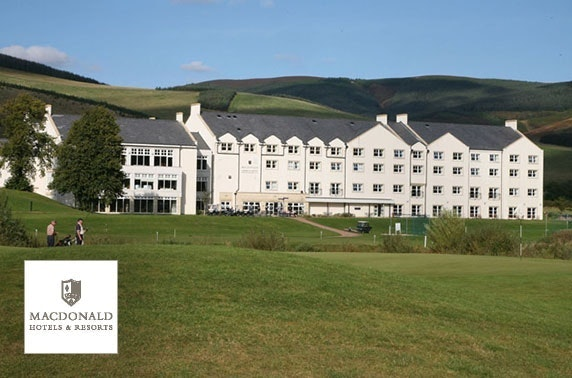 Cher tribute and optional stay, Macdonald Cardrona