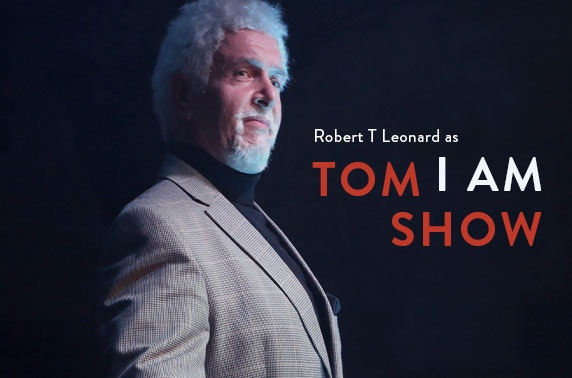 Tom Jones tribute and optional stay, Macdonald Cardrona