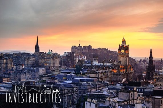 Invisible Cities tour, Edinburgh