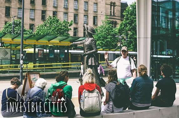Invisible Cities tour, Manchester