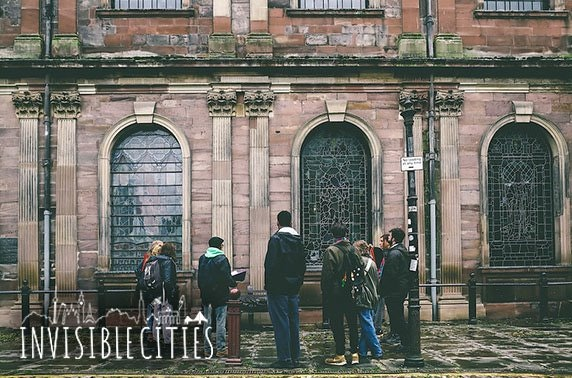 Invisible Cities tour, Glasgow