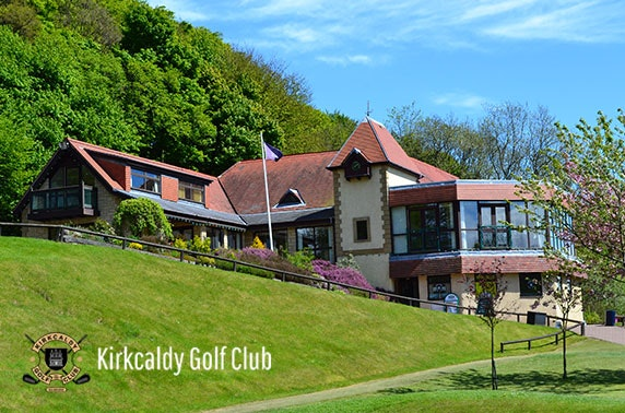 Kirkcaldy Golf Course round