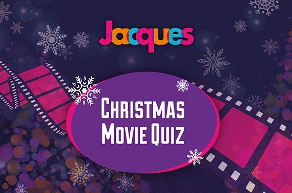 Christmas quiz night at Jacques, Finnieston