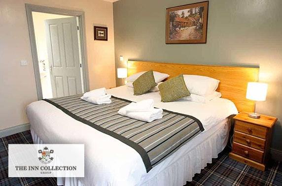 Lindisfarne Inn getaway, Nothumberland